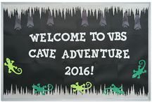 Vacation Bible School / Projects and decorating ideas for VBS Themes