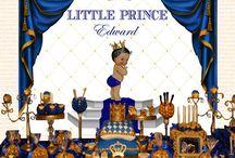little prince blu e oro