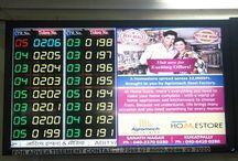 Ameerpet - Advertising screens and TVs in Ameerpet, Hyderabad / Advertising screens and TVs in Ameerpet, Hyderabad