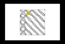 ВИДЕО: Зентангл, акварель, акрил, масло, пастель