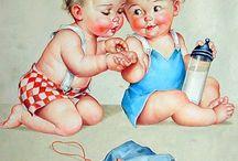 Pohľadnice detské