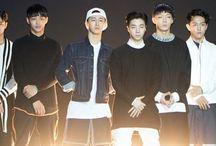 IKON / 7 Member Band  B.I, Bobby, Jinhwan, JunHoe, Donghyuk, Yunhyeong & Chanwoo