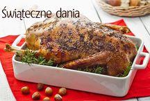 Świąteczne Dania / #przepisy #BożeNarodzenie #smacznastrona