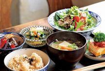 和食の並べ方