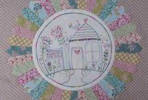 Flowerwille quilt