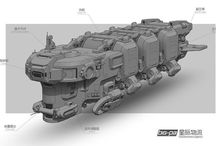SciFi Vehicles
