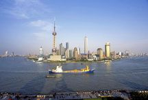 China / Around and about Shanghai, its neighbouring islands and towns