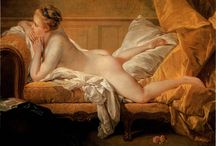 18th Century French Erotic Art