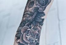 tattoos / by Magui Ledesma