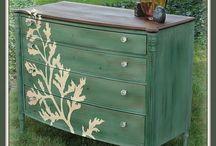 Rota dos Tempos / Recuperação e transformação de mobiliario ,artesanato e velharias