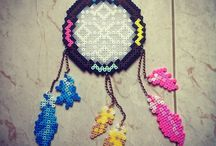 Hama Beads Dreamcatcher