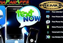TextNow – free text + calls Premium Unlocked Apk for Android