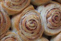 Ontbijt, kaneelbroodjes