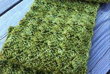 Crochet cowls 2
