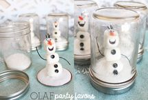 Frozen Theme Ideas / by Crafts Direct