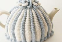 Tea Pot Cozies / by Melanie Risi