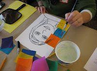 Muotokuva Paul Klee