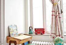 Beautiful kids rooms / by The Candy Company