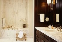 Bathrooms / by Tosha Riddle May