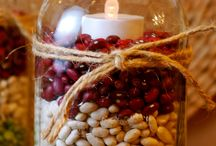 Natural Christmas Decor / by Jacqueline Bills