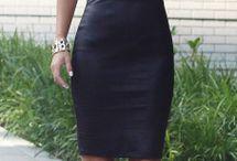 Skirt and top combo
