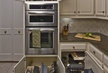Gavetas mueble bajo cocina