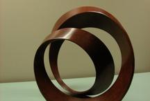 Mobius sculpture