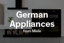 German Appliances from Miele / by Dwell