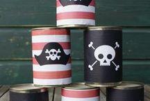 Verjaardag Piraten