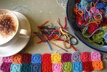 Crochet patterns / by Linda Dyer