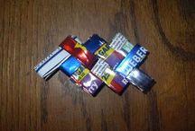 cintas de papel