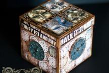 Magic box / Magic box scrapbooking