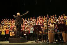 Coro Infantil y Juvenil de Colombia 2016 / Ministerio de Cultura de Colombia, Celebra la Música