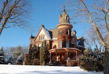 Dream House / by Priscilla Dodson