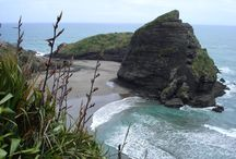 Wooree Outdoors Piha / Auckland is one of the most spectacular destinations in New Zealand.