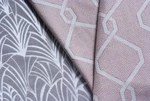 """The Silk Gallery / """"The Silk Gallery was established in 1989 and is a leading UK based design house for furnishing fabrics. Timeless classical themes with a contemporary twist have always been the inspiration for The Silk Gallery's innovative designs."""" (thesilkgallery.com)"""