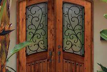DOORS AND HOUSES / I LOVE DOORS