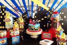 3rd birthday / Party ideas