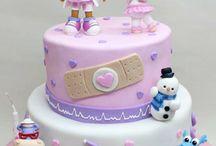 Birthday Cake / Doutora Brinquedo