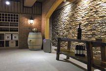 JHA - Chengdu Underground Wine Cellar / Designed by John Henshaw Architect Inc. Location: Chengdu, China