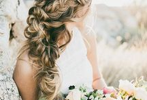 Hair and make up / Hair and make up ideas for your big day