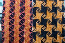diversified plain weave