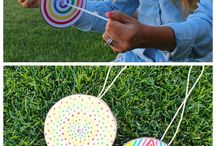 summer crafts...