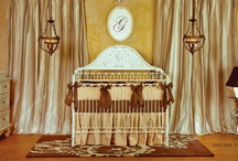 nursery room, cribs-furnishings