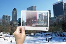 Augmented reality / Realidade aumentada