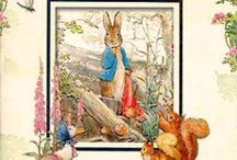 Beatrix Potter / by Ingrid Els