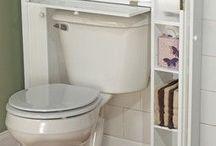 Fürdőszobai tárolás