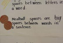 Classroom - Language (Reading Writing Listening)