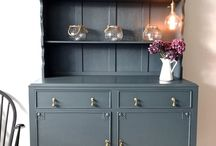 farrow and ball painted furniture