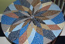 Mosaic Tables